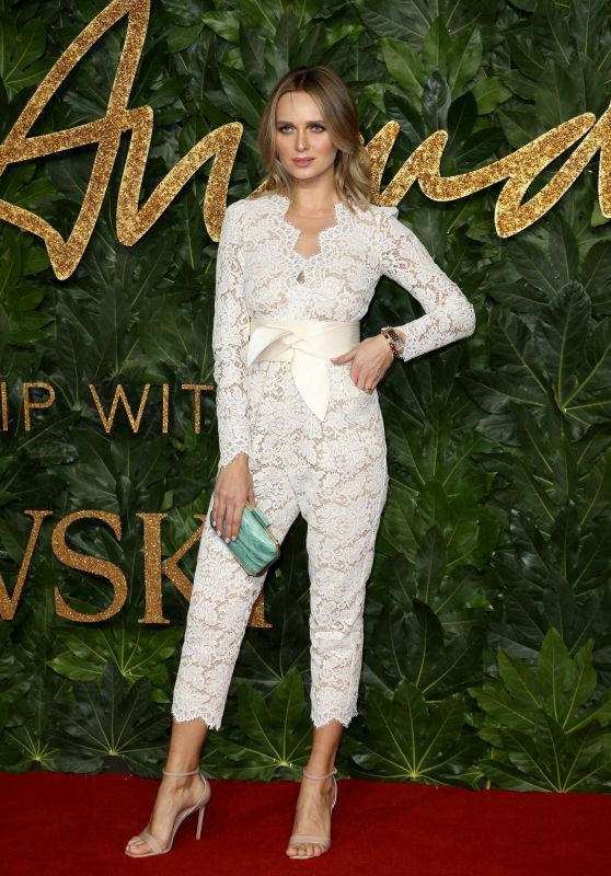 Asta Valentaite – The Fashion Awards 2018 in London