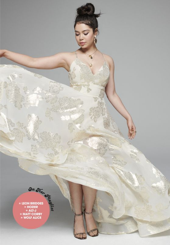 Auli'i Cravalho - Seventeen Prom Magazine 2019 Issue  Seventeen