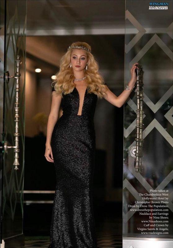 Ava Sambora - Wingman Magazine Winter 2018