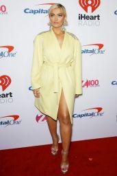 Bebe Rexha – iHeartRadio Jingle Ball 2018 in NYC