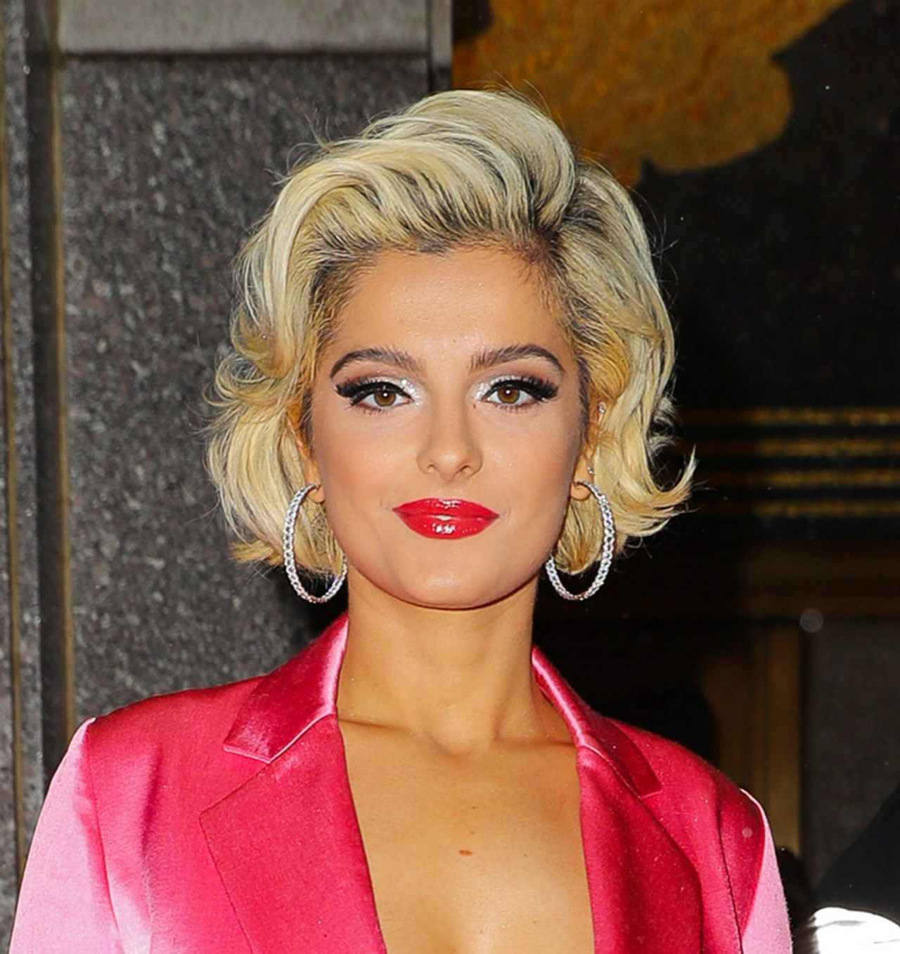 Bebe Rexha: Leaving The Tonight Show Starring Jimmy