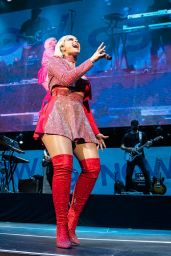 Bebe Rexha - Performs Live at 99.7 Now POPTOPIA 12/01/2018