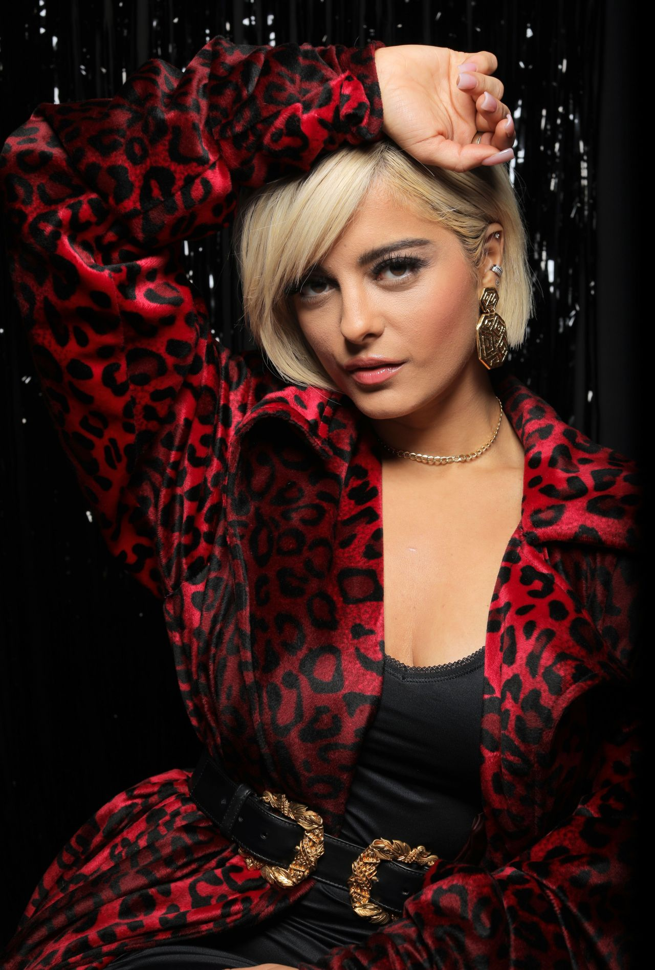 bebe rexha variety hitmakers brunch portait shoot in la