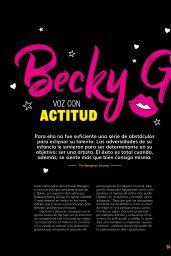 Becky G - Tu Chile December 2018