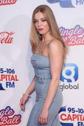 Becky Hill – Capital Radio Jingle Bell Ball 2018 in London