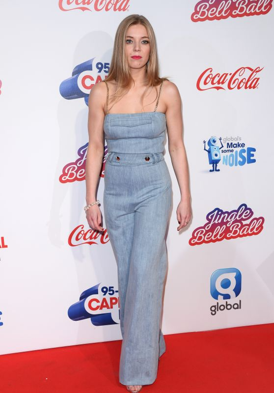 Becky Hill – Capital Radio Jingle Bell Ball 2018 in London