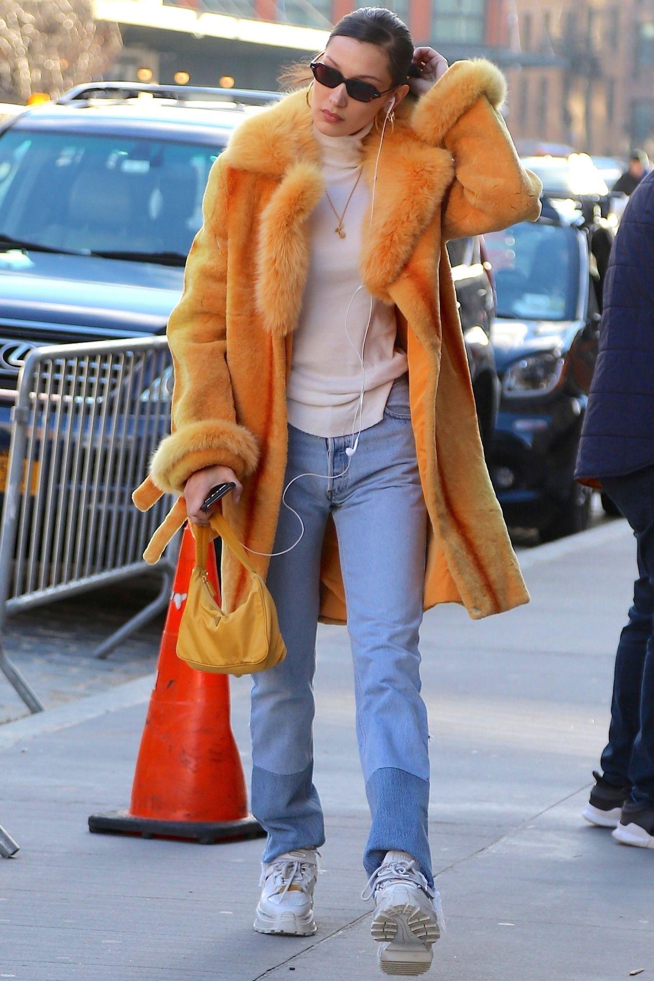 Bella Hadid Street Style 12/29/2018