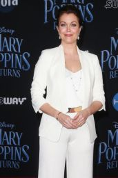 "Bellamy Young - ""Mary Poppins Returns"" Premiere in LA"