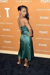 "Betty Gabriel - ""Counterpart"" Season 2 Premiere in LA"
