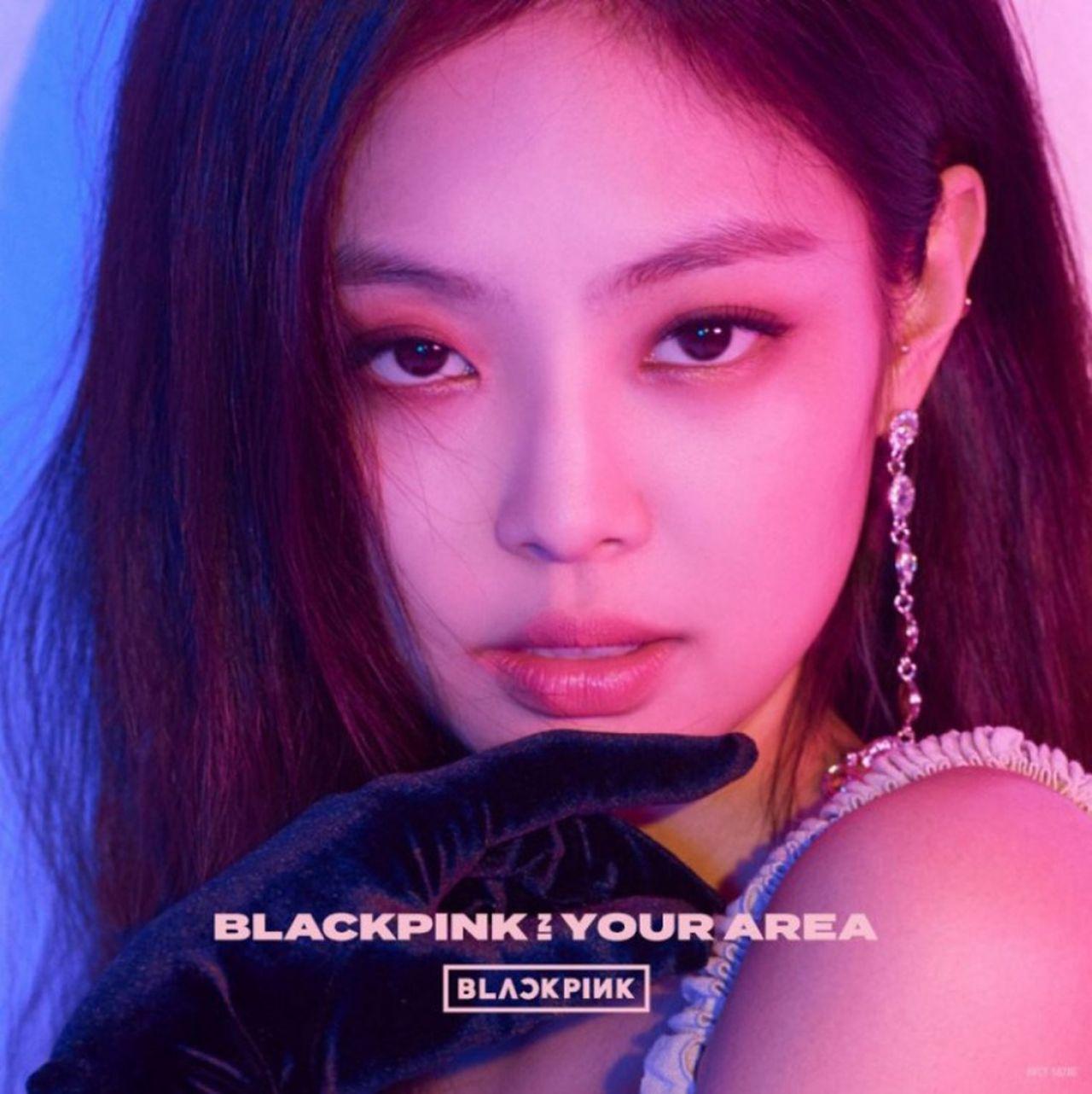 BlackPink - BLACKPINK IN YOUR AREA 1st Japanese Album ...