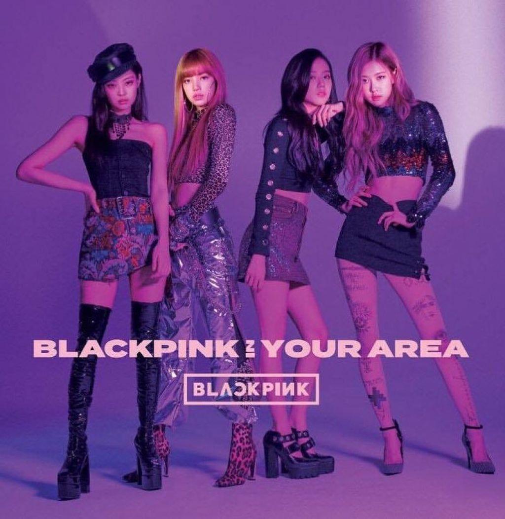 Blackpink - Blackpink In Your Area 1St Japanese Album -7023