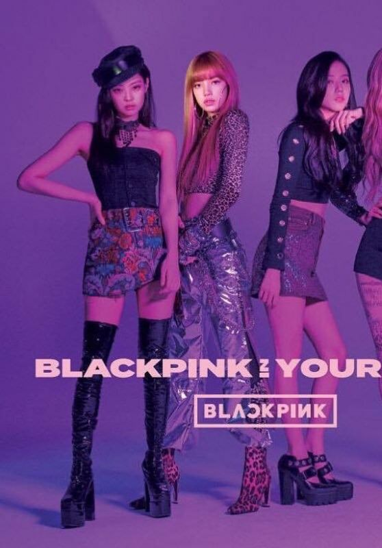 BlackPink - BLACKPINK IN YOUR AREA 1st Japanese Album Teaser 2018