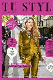 Blake Lively - Tu Style N50 December 2018