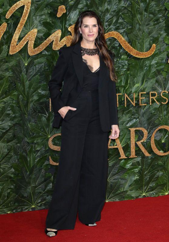 Brooke Shields – The Fashion Awards 2018 in London