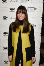 Brooke Vincent - Turning the Christmas Lights on at The House Of Evelyn in Manchester