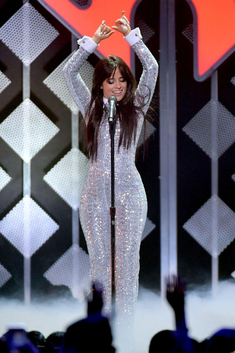 Camila Cabello Performs At Z100 S Jingle Ball In Nyc 12
