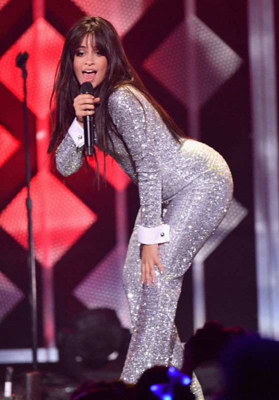 Camila Cabello – Performs at Z100's Jingle Ball in NYC 12/07/2018