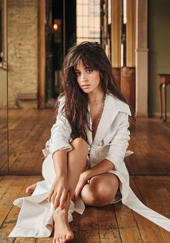 Camila Cabello - Photoshoot for Billboard magazine US 2018