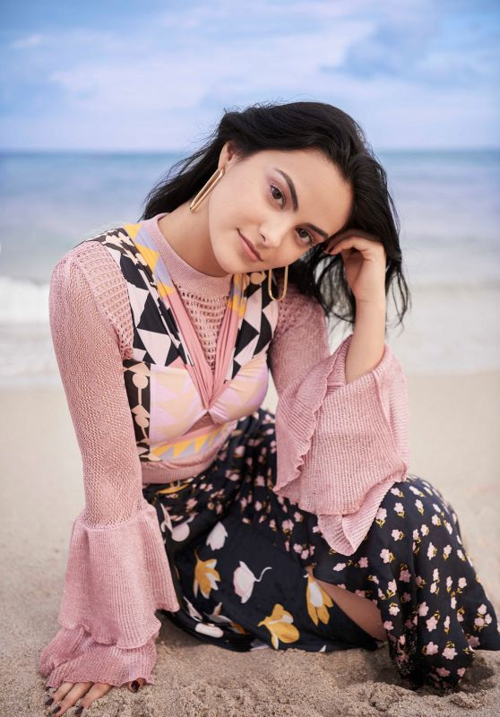Camila Mendes - Photographed for New York Post 2018