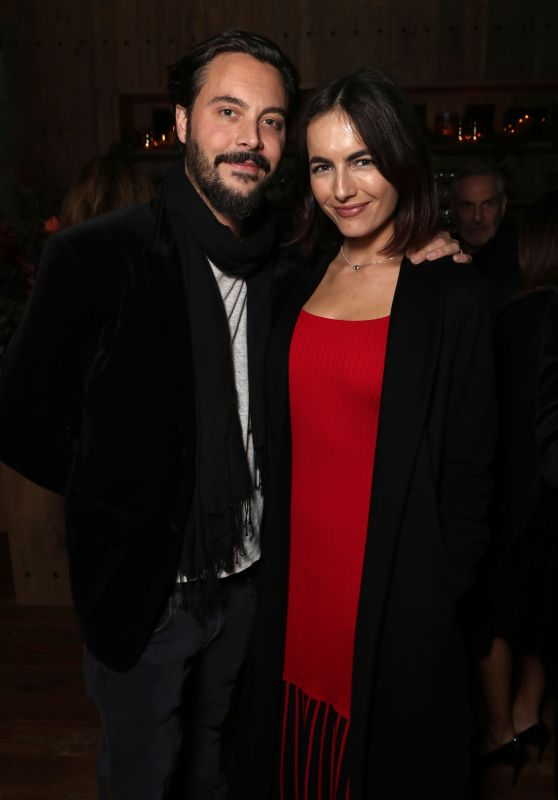 Camilla Belle – 2018 Amazon Studios Holiday Party