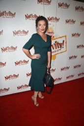 "Candice Brown – ""Nativity The Musical"" Musical Gala Night in London"