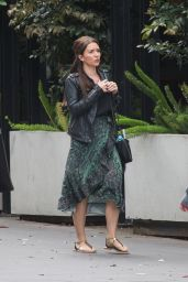 Candice Brown - Shopping in Melbourne, december 2018