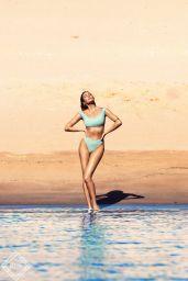 Candice Swanepoel in Bikini 12/18/2018