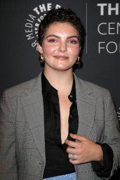 """Carmen Bicondova - PaleyLive Presents """"Gotham"""" in New York 12/12/2018"""