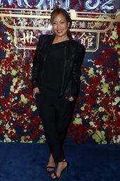 Carrie Ann Inaba – Hong Kong's Mott 32 Opening in Las Vegas