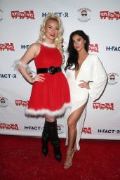 Cassie Scerbo - 2018 Winter Wonderland Toys for Tots Party in LA