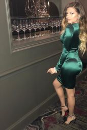 Chanel West Coast - Personal Pics 12/26/2018