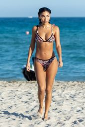 Chantel Jeffries in Bikini 12/03/2018