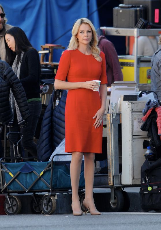 """Charlize Theron - """"Fair and Balanced"""" Set in LA 12/09/2018"""