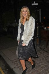 Charlotte Hawkins – Piers Morgan's Christmas Party in London