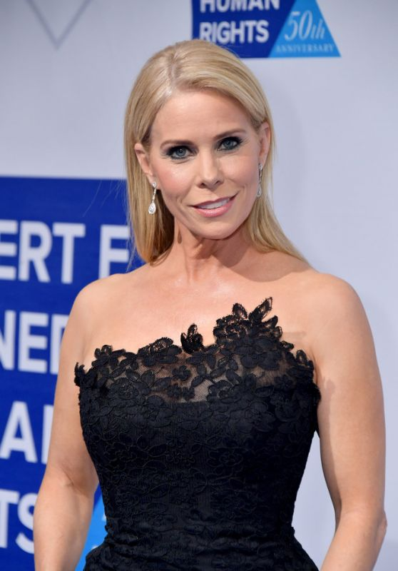 Cheryl Hines - 2019 Robert F. Kennedy Human Rights Ripple Of Hope Awards in NYC