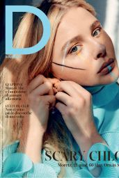 Chloe Grace Moretz - D la Repubblica Magazine December 2018 Issue