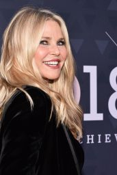 Christie Brinkley – Footwear News Achievement Awards 2018