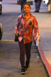 Christina Milian - Out in LA 12/07/2018