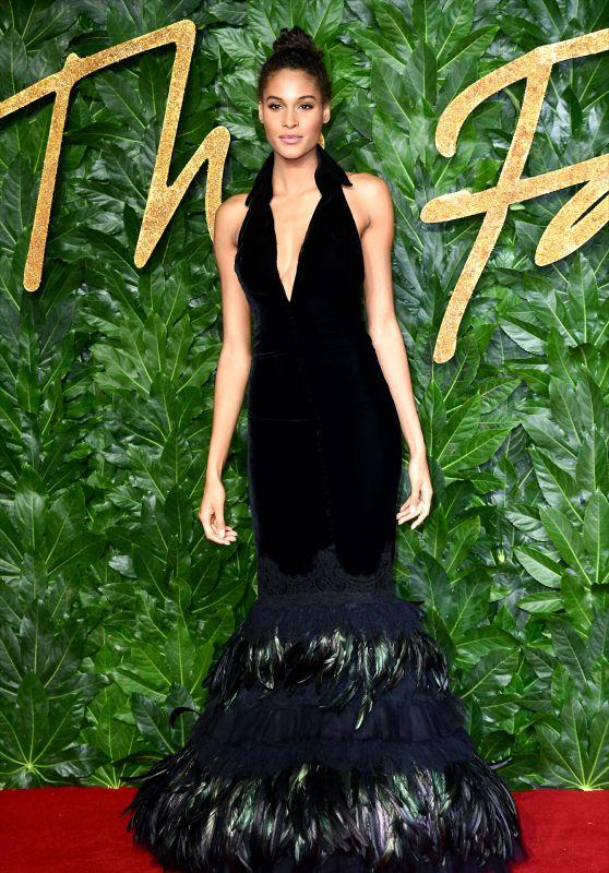 Cindy Bruna – The Fashion Awards 2018 in London
