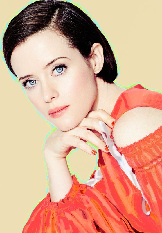 Claire Foy - Saturday Night Live Promoshoot 2018.