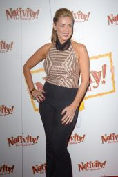 """Claire Sweeney – """"Nativity The Musical"""" Musical Gala Night in London"""