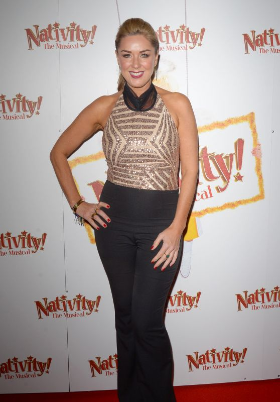 "Claire Sweeney – ""Nativity The Musical"" Musical Gala Night in London"