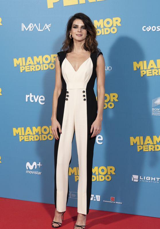 """Clara Lago - """"Miamor Perdido"""" Premiere in Madrid"""