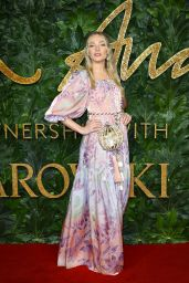 Clara Paget – The Fashion Awards 2018 in London