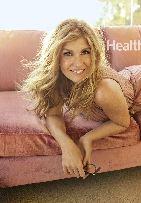 Connie Britton -  Health Magazine Jan/Feb 2019