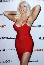 Courtney Stodden - 2018 Junior Hollywood Radio and Television Society Holiday Celebration