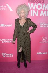 Cyndi Lauper – Billboard Women in Music 2018