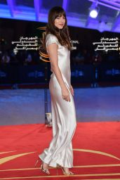Dakota Johnson - Tribute to Agnes Varda at Marrakech IFF 12/02/2018