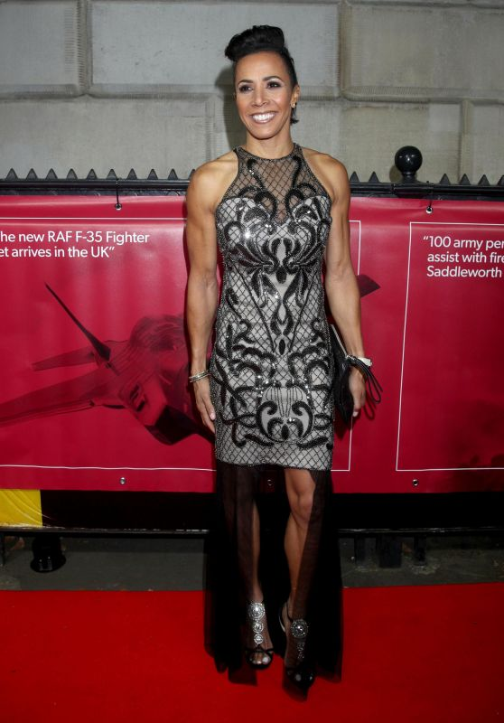 Dame Kelly Holmes – The Sun Military Awards 2018