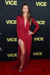 "Danielle Vasinova – ""Vice"" Premiere in Beverly Hills"